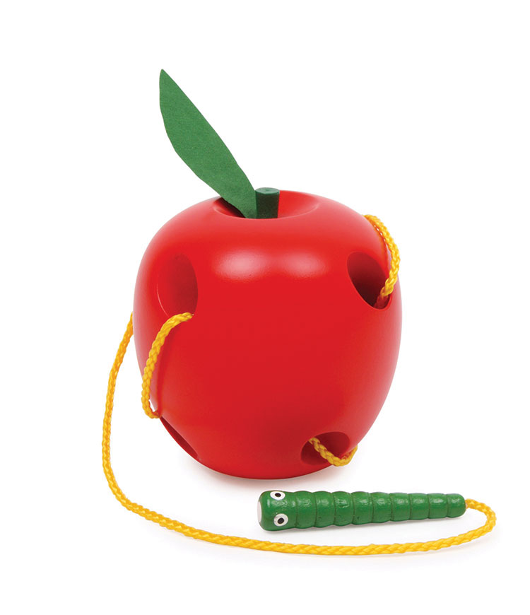 Threading apple