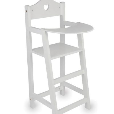 White Doll's High chair