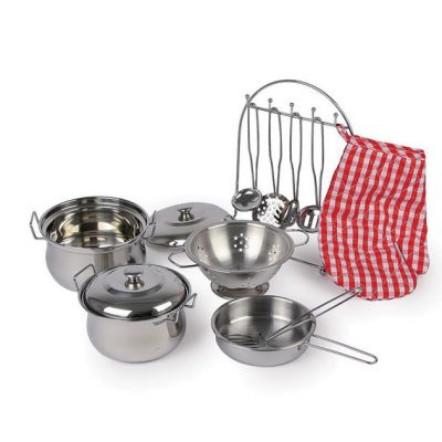 Metal Cooking Set