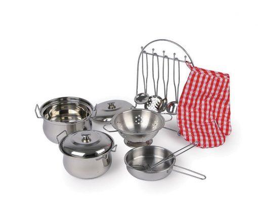 Metal Cooking Set