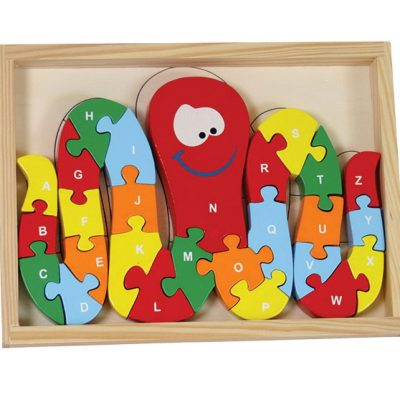 Puzzle Octopus