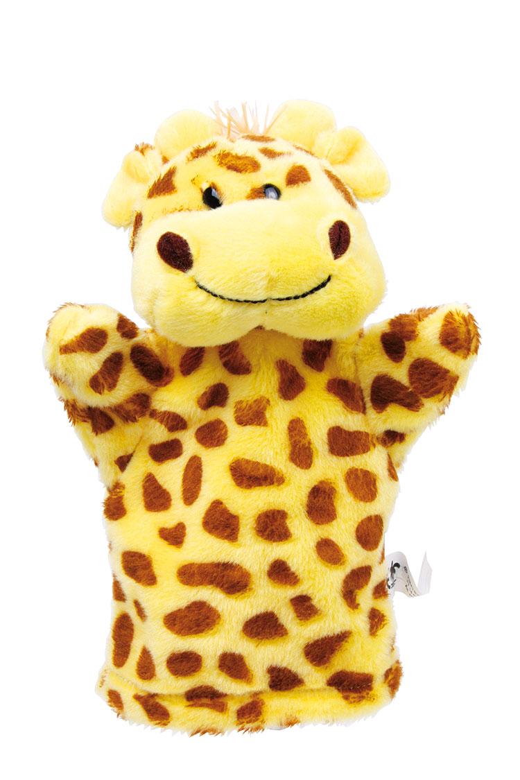 Hand Puppets - Giraffe