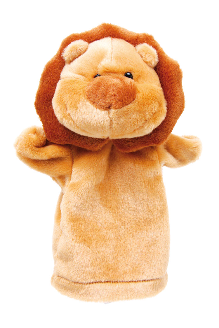 Hand Puppets - Lion