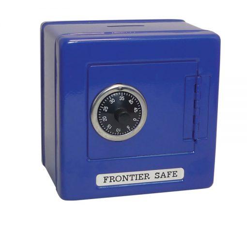 Metal Safe - Blue