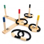 Wooden Throwing game