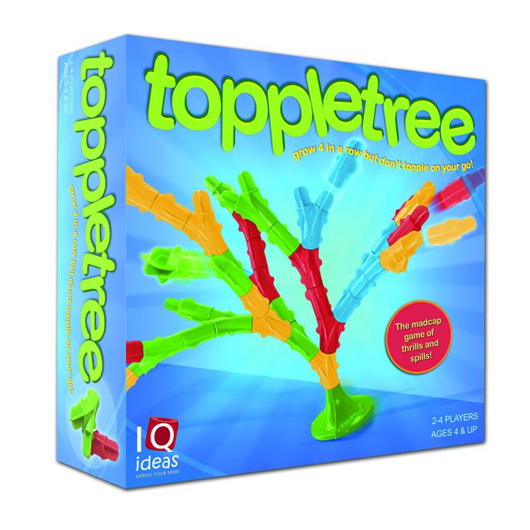 Topple Tree - box