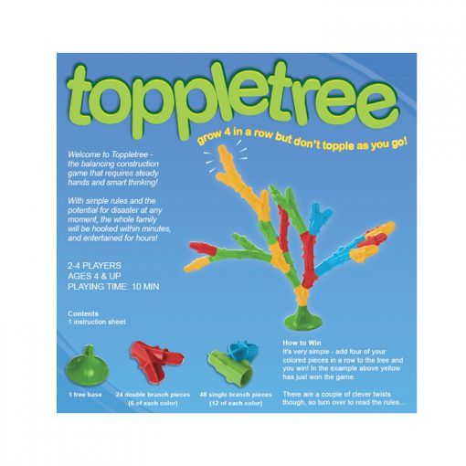Topple Tree - Rules 1 of 2