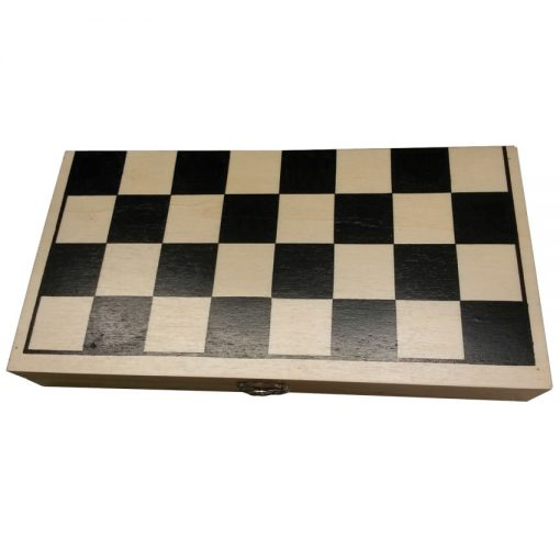 Chess - folded box