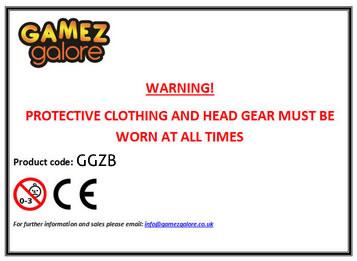 Safety Warning for Zoingo Boingo