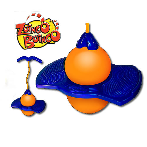 Zoingo Boingo Flexible Freestyle Pogo Stick