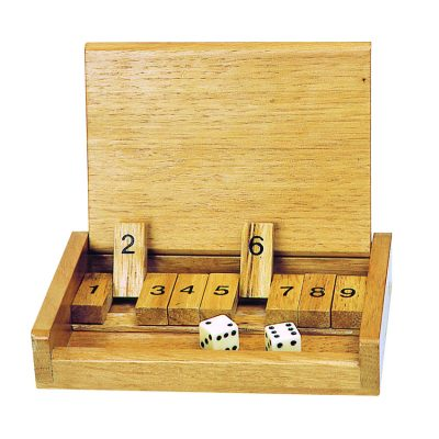 Travel Shut the Box
