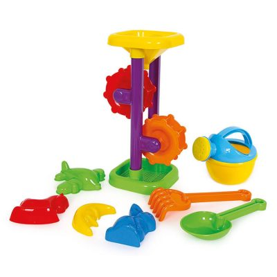 Sand Toys Sandpit Mill Set