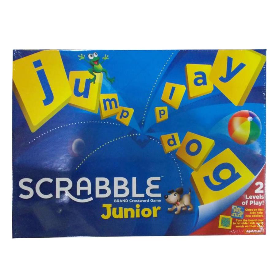 scrabble-junior