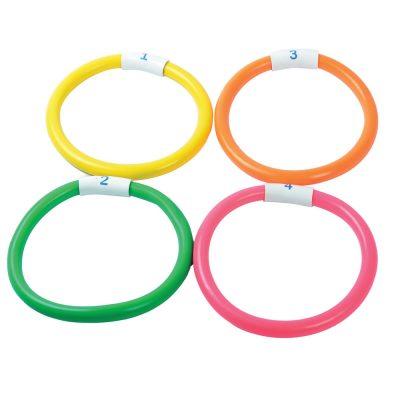 Dive Rings - set of 4