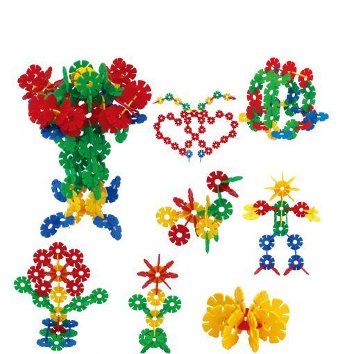 Connecta Flower Game