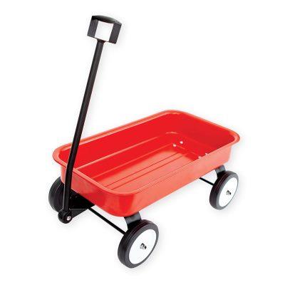 metal-cart-red