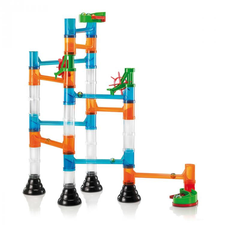 Marble Run Transparent