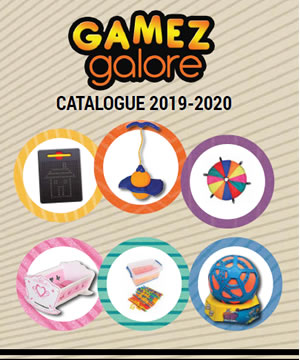 GamezGalore catalogue 2017-2018