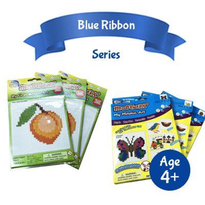 Blue Ribbon Series Age 4+