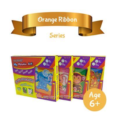 Orange Ribbon Series Age 6+