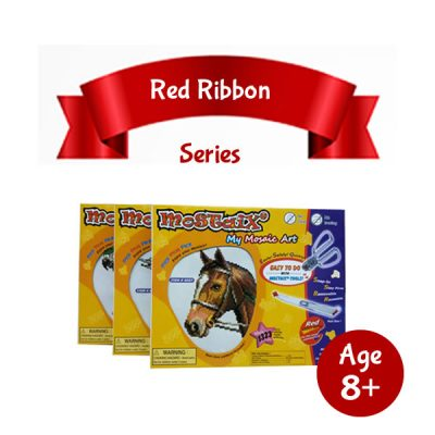 Red Ribbon Series Age 8+